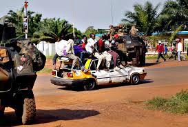 Voyage à Bangui